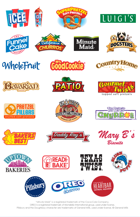 Snack Food Logos Pictures to Pin on Pinterest - PinsDaddy