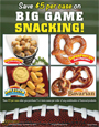 Big Game Snacking - Operator Rebate