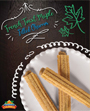 French Toast Maple Filled Churro- ELECTRONIC ONLY