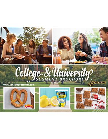 College & University 2018