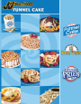 The Funnel Cake Factory® Funnel Cake Brochure