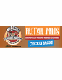 K&S Pretzel Melt Decal Chicken Bacon 5 x 1.5 (limit 10/order)