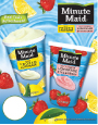 Minute Maid® Soft Frozen Lemonade Cup Price Signs