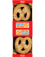 Pretzel Fillers® Pizza Table Tents