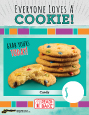 Readi-Bake cookie candy poster