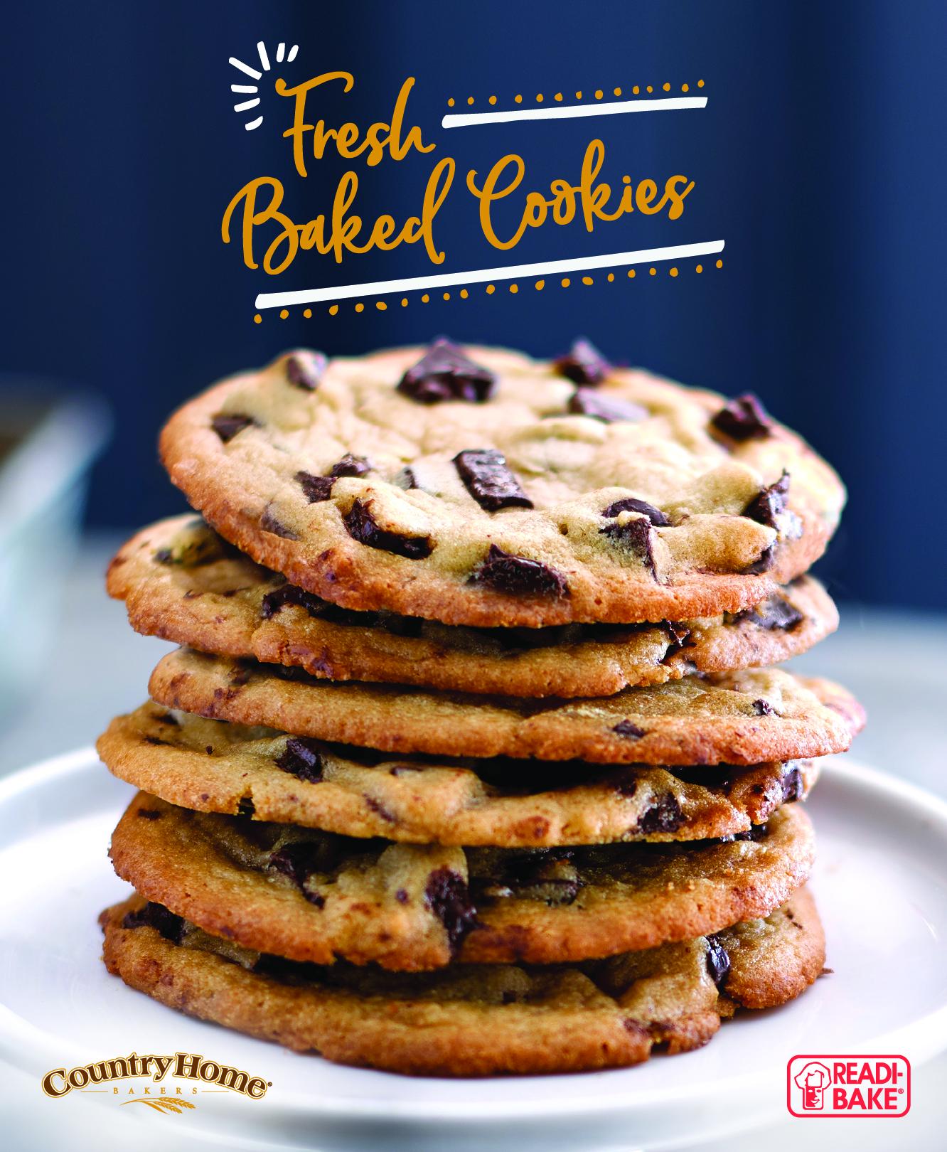 Readi-Bake/CHB Cookie Poster