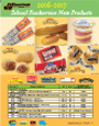2016-2017 School Foodservice New Item Sell Sheet