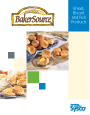 SYSCO BakerSource Breads, Biscuits and Rolls