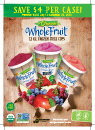 Whole Fruit Organic Cups- Promo
