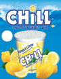 Chill Price Sign