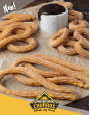 NEW California Churro Loop Churro 2019