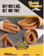 Loop Churro Promotion- Canada-- *EXTENDED*