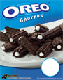 OREO® Churro Filled Bites Price Sign