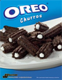 OREO® Churro Filled Bites Poster
